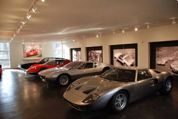 Man Cave Betekenis : Awesome garages