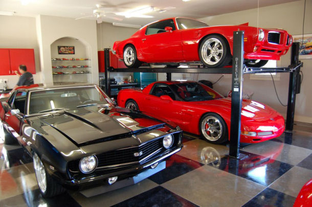 Dream Garage Photos Part Josh S World