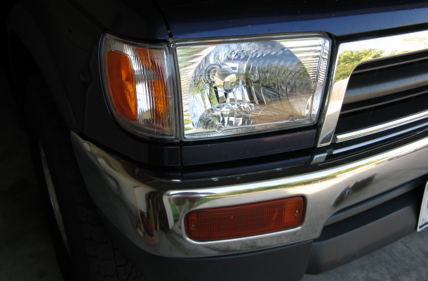 Upgrade 96 98 Toyota 4runner Headlights Josh S World
