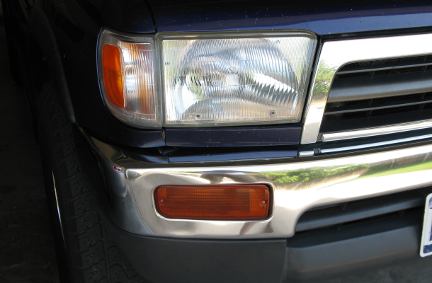 old 4runner headlights