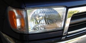 A Common Upgrade For 1996 Through 1998 Toyota 4runners Is Replacing The Headlights With New More Modern Looking Found On 1999