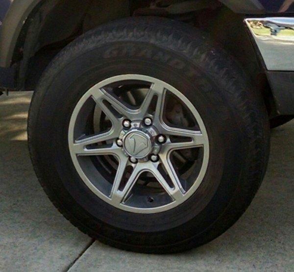 Tacoma Texas Edition Wheels On A 3rd Gen 4runner Josh S